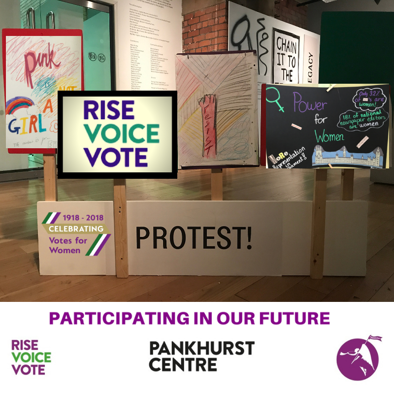 Count down to RiseVoiceVote 'Hackday'