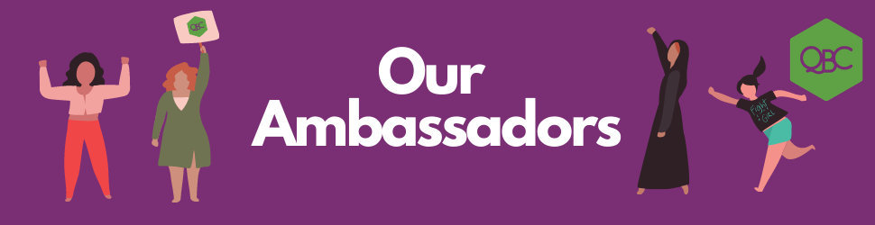 Click here to learn more about ambassadors
